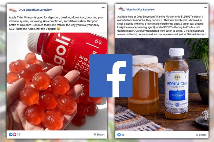 drug emporium social